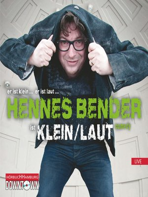cover image of KLEIN/LAUT!