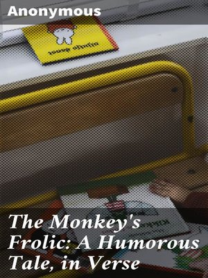 cover image of The Monkey's Frolic