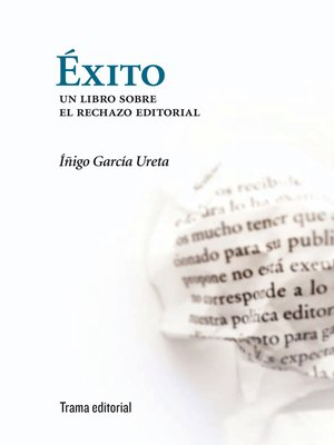 cover image of Éxito