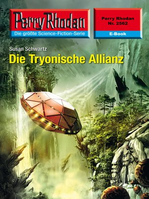 cover image of Perry Rhodan 2562