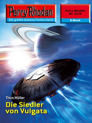 cover image of Perry Rhodan 2319