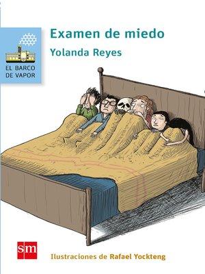 cover image of Examen de miedo