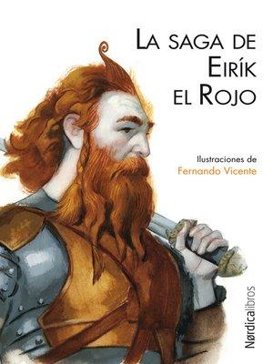 cover image of La saga de Eirík el Rojo