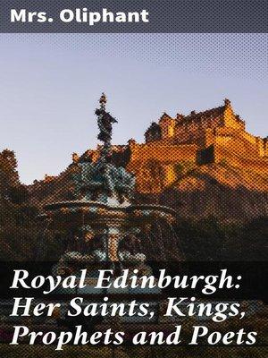cover image of Royal Edinburgh