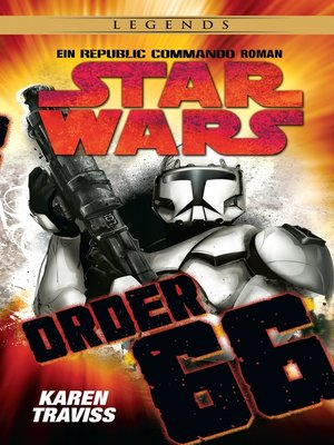 cover image of Republic Commando--Order 66
