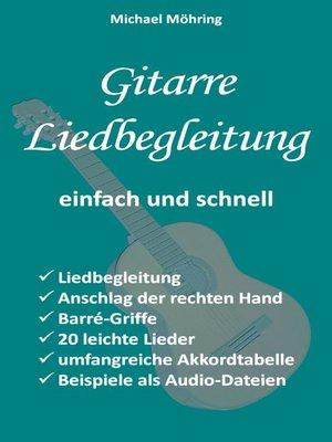 cover image of Gitarre Liedbegleitung
