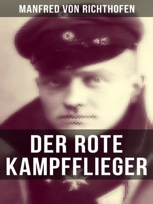 cover image of Der rote Kampfflieger
