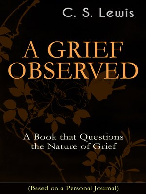 cover image of A Grief Observed