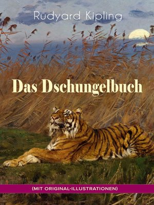 cover image of Das Dschungelbuch (mit Original-Illustrationen)