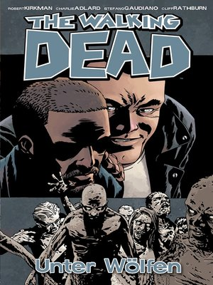 cover image of The Walking Dead 25