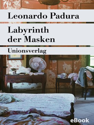 cover image of Labyrinth der Masken