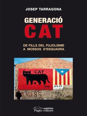 cover image of Generació CAT