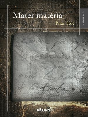 cover image of Mater Matèria