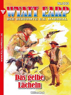 cover image of Wyatt Earp 203 – Western