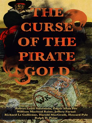 cover image of THE CURSE OF THE PIRATE GOLD