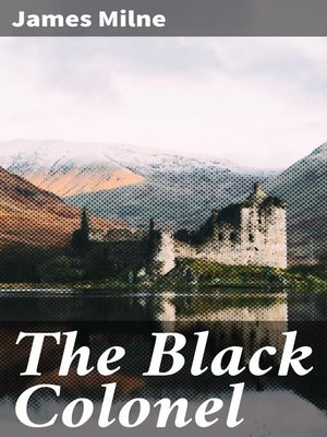 cover image of The Black Colonel