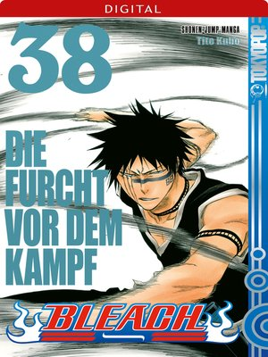 cover image of Bleach 38