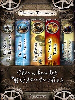 cover image of Chroniken der Weltensucher--Die komplette Reihe