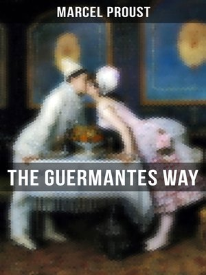 cover image of The Guermantes Way