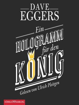 cover image of Ein Hologramm für den König
