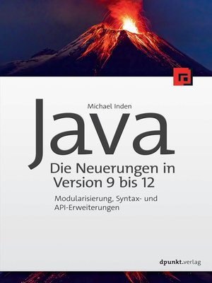 cover image of Java – die Neuerungen in Version 9 bis 12