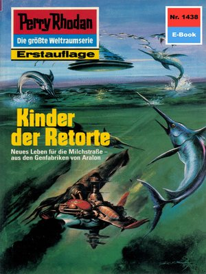 cover image of Perry Rhodan 1438