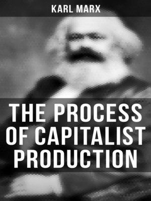 cover image of The Process of Capitalist Production