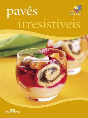 cover image of Pavês Irresistíveis