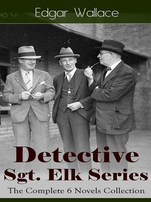 cover image of Detective Sgt. Elk Series
