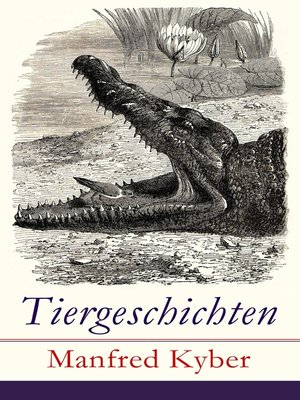 cover image of Tiergeschichten