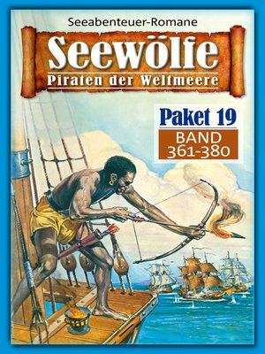 cover image of Seewölfe Paket 19