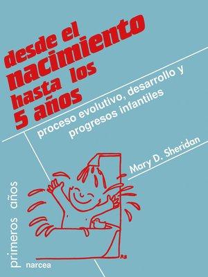 cover image of Desde el nacimiento hasta los 5 años