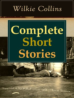cover image of Complete Short Stories of Wilkie Collins