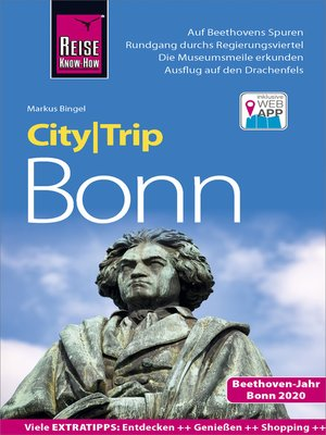 cover image of Reise Know-How CityTrip Bonn