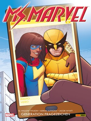 cover image of Ms. Marvel 2--Generation Fragezeichen