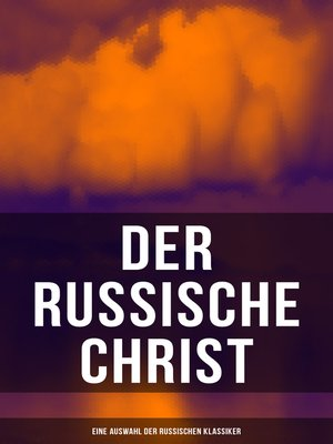 cover image of Der russische Christ