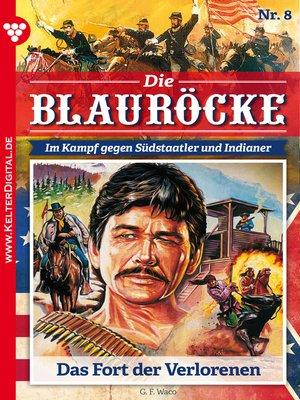cover image of Die Blauröcke 8 – Western