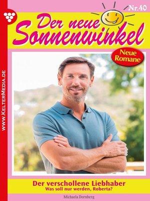cover image of Der neue Sonnenwinkel 40 – Familienroman