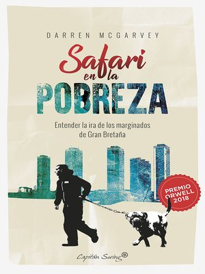 cover image of Safari en la pobreza