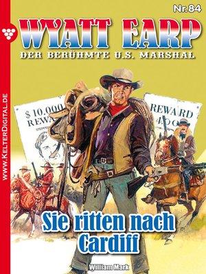 cover image of Wyatt Earp 84 – Western