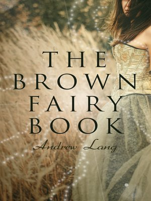 cover image of The Brown Fairy Book
