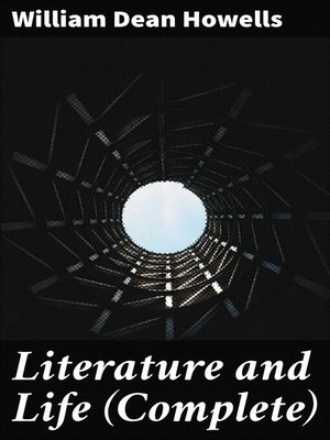 cover image of Literature and Life (Complete)
