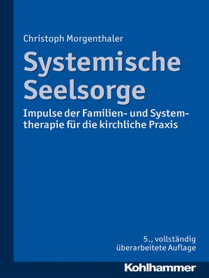 cover image of Systemische Seelsorge