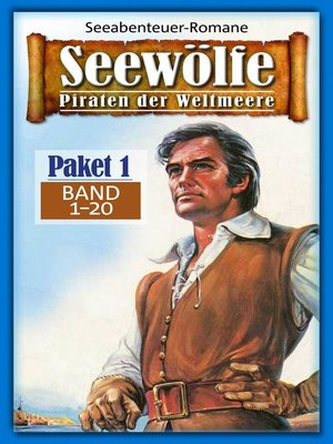 cover image of Seewölfe Paket 1