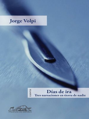 cover image of Días de ira