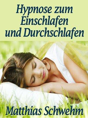 cover image of Hypnose zum Einschlafen und Durchschlafen