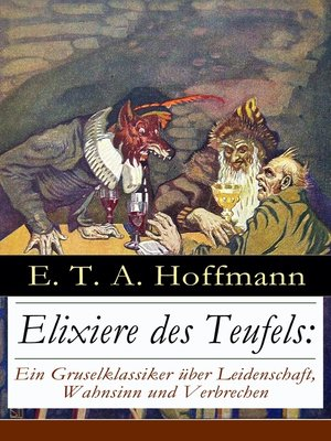 cover image of Elixiere des Teufels
