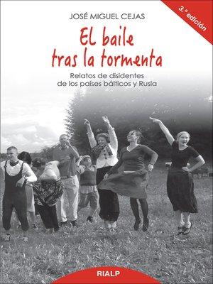 cover image of El baile tras la tormenta