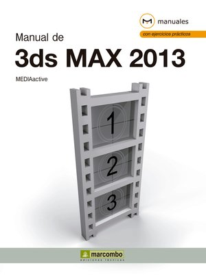 cover image of Manual de 3DS Max 2013