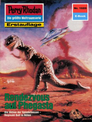 cover image of Perry Rhodan 1689